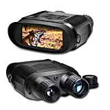Jumelles de vision nocturne SOLOMARK, jumelles infrarouges numériques 7x...