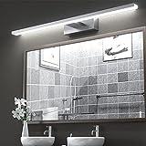 VITCOCO LED Lampe Miroir Salle de Bain 15W 1200LM 60cm 230V 6000K Luminaire Salle de...