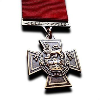Goldbrothers13 Military Medal Victoria Cross Highest Military Decoration for Valour New Rare Replica