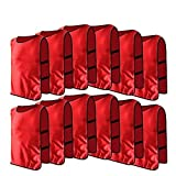 12pcs / Lot de Chasuble Gilet de Sport Adultes Maillots Veste Survêtement...