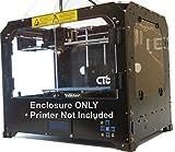 Enclosure for CTC Duplicator Style 3D Printer