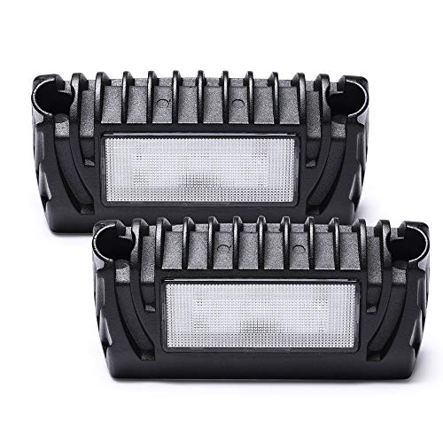 MICTUNING RV Exterior LED Porch Utility Light 12V 750LM Each...