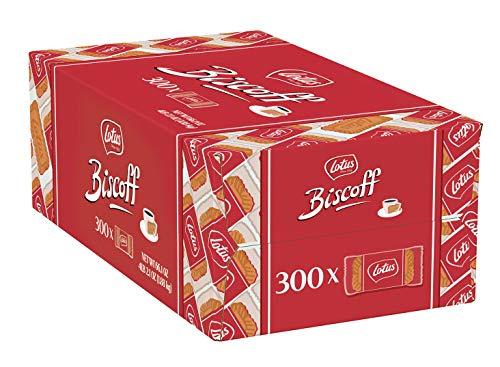 Lotus Biscoff Surtido de galleta caramelizada (300 galletas