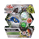 Bakugan Armored Alliance Starter Pack - Howlkor x Serpenteze Fusion, Collectible Transforming Creatures, for Ages 6 & Up