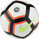 Nike Strk Team Ballon de Football Mixte Adulte, Blanc/Cramoisi...