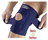 Serenity 2000   Magnetic Therapy Knee Brace for Support and Pain Relief – Small, Fits Knees Up To 18', Contains 34 Magnets