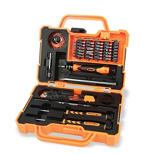 JAKEMY JM-8139 45 in I Screwdrivers Set Opening Repair Tools Kit for Mobile Phone Laptop Tablet PC...