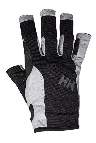 Helly Hansen Sailing Glove Short, Guanti da Vela, Design Sportivo a Mezze Dita, Ottimi per Nautica,...