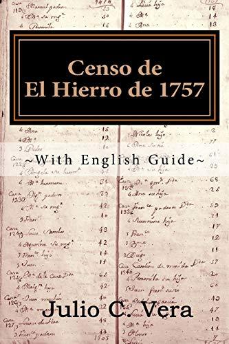 Censo de El Hierro de 1757: With English Guide