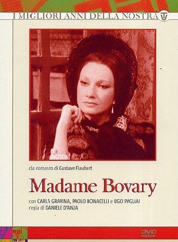 Madame Bovary (3 Dvd) by carla gravina