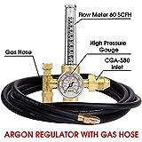MANATEE Argon Regulator TIG...