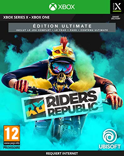 Riders Republic ULTIMATE - XB ONE / SERIES X