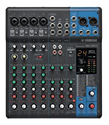 Yamaha MG10XU Stereo Mixer With Effects Review