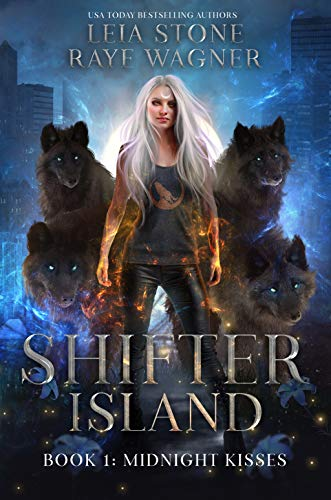 Midnight Kisses (Shifter Island Book 1) Kindle Edition