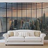 Papier Peint Décor ForWall NEW YORK CITY AF1510VEXXXL (416cm x 290cm) Murale...