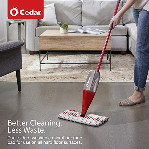 Product Image 3: O-Cedar ProMist MAX Microfiber Spray Mop with 3 Extra Refills