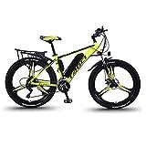 Hyuhome Vélos électriques pour Adultes, en Alliage de magnésium eBikes...