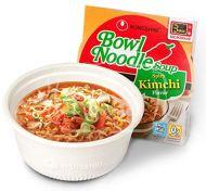 نودلز كورية مستوردة - طبق حساء الكيمتشي - نودلز سريعة التحضير