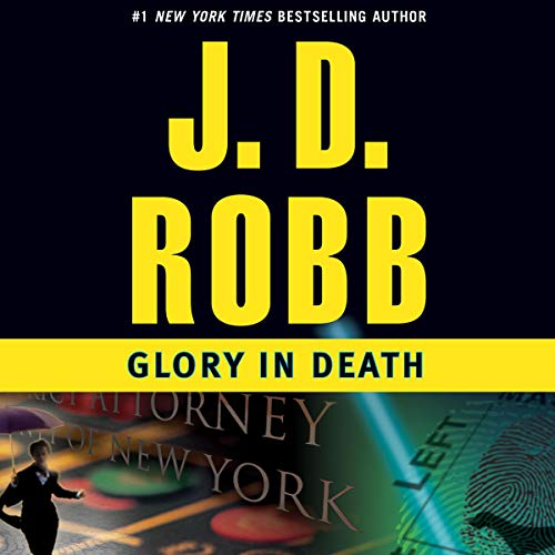 In Death books 1-5 by JD Robb