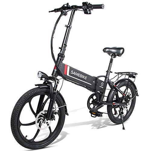 Fafrees [EU Stock] Bicicleta Eléctrica Plegable Inteligente 48V 350W...