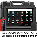 (2021 Global Ver.) LAUNCH X431 V Pro Android 9.0 2021 Latest Bidirectional Scan Tool, Full System Automotive Diagnostic Scanner,31+ Reset,Active Test,AutoAuth for FCA SGW,Guided Functions