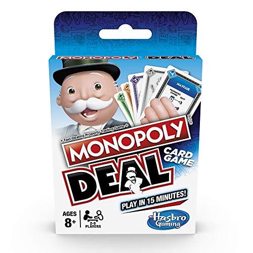 Monopoly Juego de Cartas de Oferta