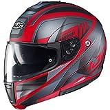HJC CL-MAX 3 Helmet - Gallant (X-Large) (RED)