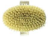 Hydrea London Brosse pour le corps en poils végétaux à utiliser sur peau sèche