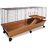 You&Me Living the Dream Small Animal Cage– Best Indoor Rabbit Cage
