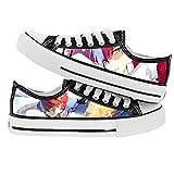 XYUANG My Hero Academia Deku/bakugou Katsuki Anime Shoes Manga Cosplay Chaussures de Toile...