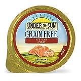 Canidae Under The Sun Grain Free Dog Cup Pâté With Salmon & Shrimp (12 Pack), 3.5 Oz