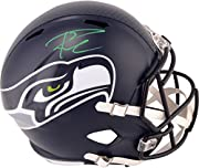 Comes with a Certificate of Authenticity from Fanatics Authentic Category; Autographed NFL Helmets