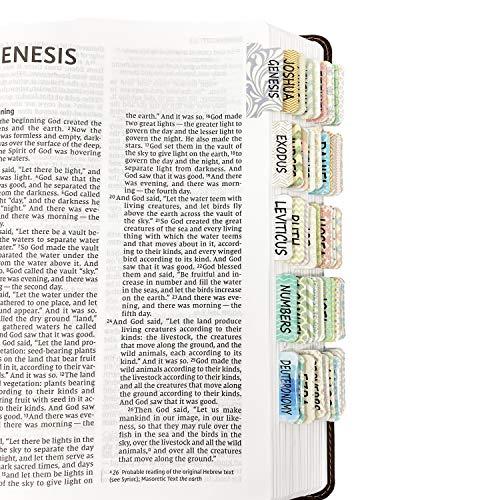 Mr. Pen- Bible Tabs, 75 Tabs, Laminated, Bible Journaling...