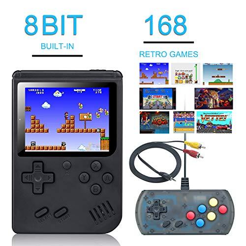 weikin Consoles De Jeux Portable Retro FC avec 1 Joystick PCS Games Console...