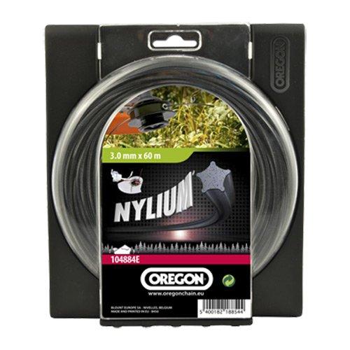 Oregon - Bobina di filo di nylon professionale per decespugliatore 3.0mm x 60m