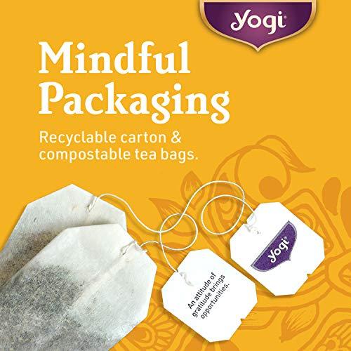 Yogi Tea - DeTox Tea (6 Pack) - Healthy Cleansing Formula With Traditional Ayurvedic Herbs - 96 Tea Bags 4