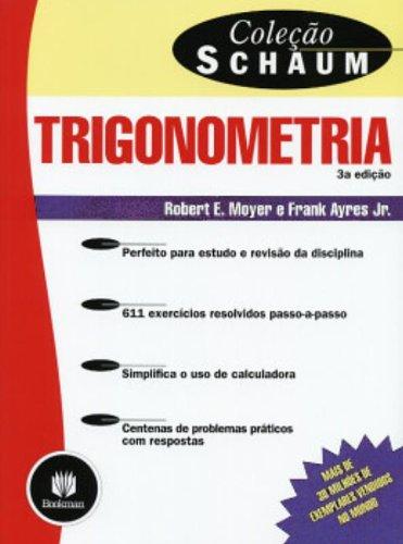 Trigonometry 3Ed. - Schaum Collection