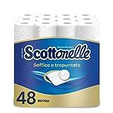 Scottonelle Maxi Carta Igienica Soffice e Trapuntata, Confezione da 48...