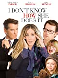 I Don't Know How She Does It poster thumbnail