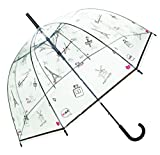SMATI Stick Clear Umbrella -...