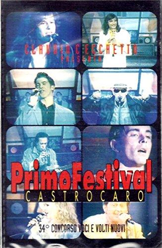 Primo Festival di Castrocaro - 34° Concorso Voci e Volti Nuovi