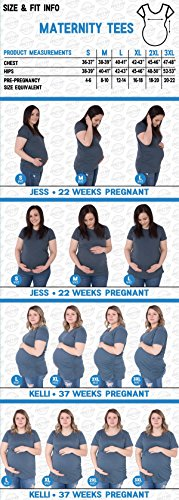 Maternity-I-Think-I-Might-Be-Pregnant-Tshirt-Funny-Sarcastic-Preggers-Tee-for-Mother