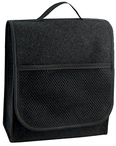 EJP-Bag Kofferraumtasche in schwarz mittel für jedes Fahrzeug passend