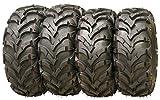 Set of 4 New AT MASTER ATV/UTV Tires 23x8-11 Front & 24x9-11 Rear /6PR P341-10147/10153 …
