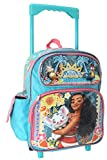 Moana Pua Heihei 12 inches Toddler Small Rolling Backpack