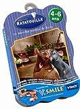 VTech - Cartouche de jeu V.Smile Ratatouille - 92885
