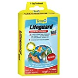Tetra Lifeguard All-In-One Treatment for Aquariums, 12-Count