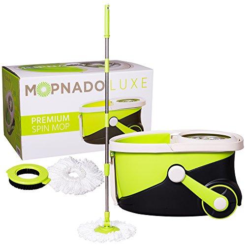 MOPNADO – Deluxe Stainless Steel...