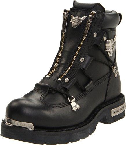 Harley-Davidson メンズ ブレーキライトブーツ US サイズ: 7 カラー: ブラック