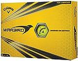 Callaway Warbird Golf Ball, Prior Generation, (One Dozen), Yellow